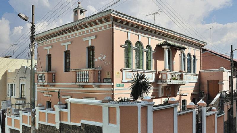 maison coloniale quito