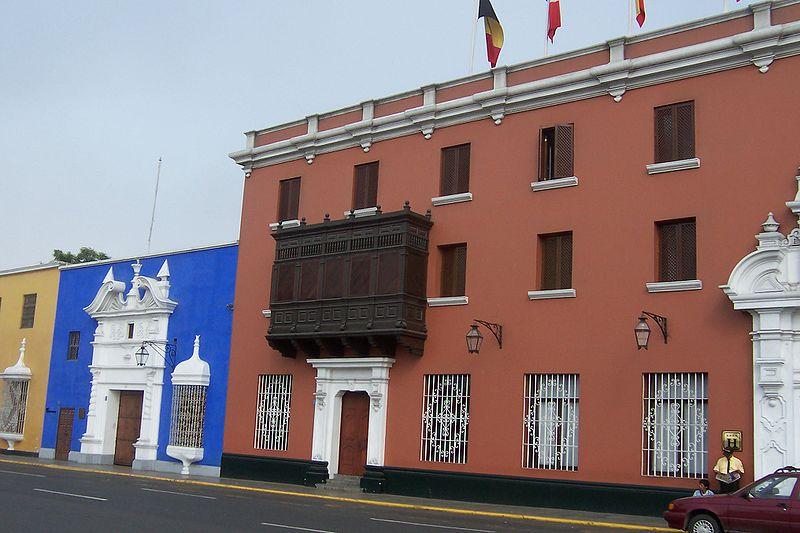 maison coloniale trujillo
