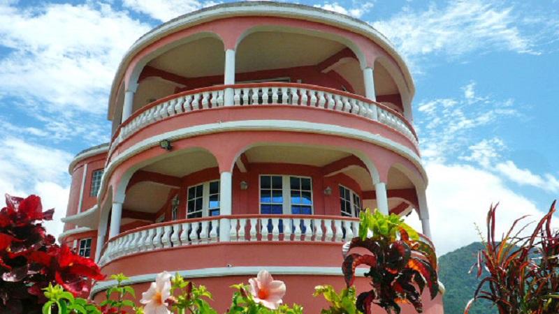 maison contemporaine dominique