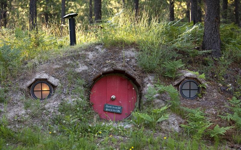 vraie maison de hobbit