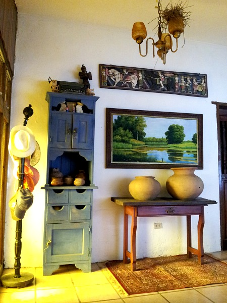 intérieur maison costa rica