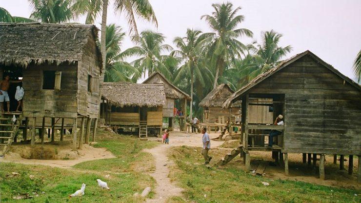 maison peuple miskito