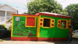 maison rastafari jamaique