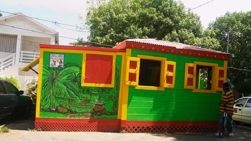 Les maisons en jama que for Acheter maison jamaique