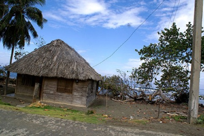 maison chaume cuba