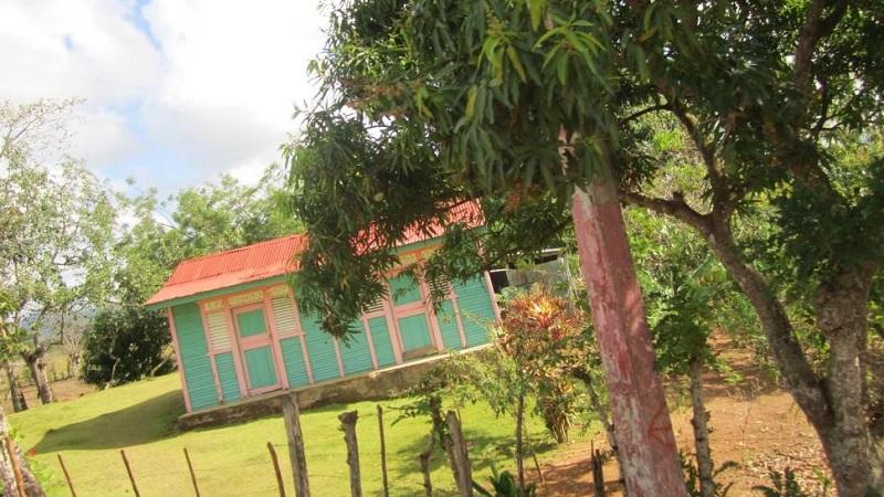 maison rurale republique dominicaine