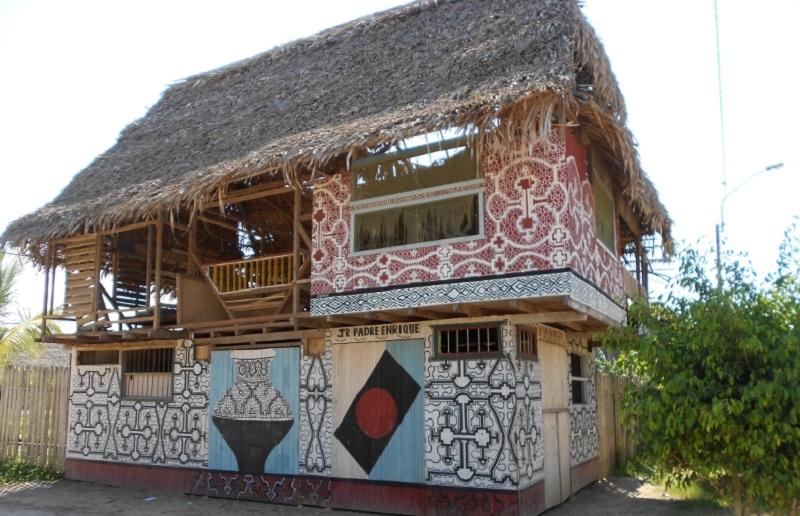 maison shipibo