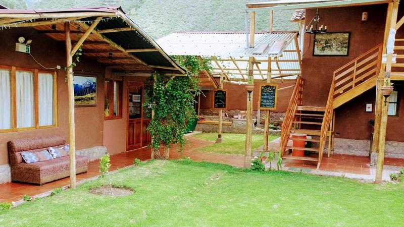 maison traditionnelle Urubamba