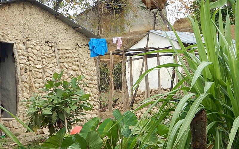 maison traditionnelle haiti