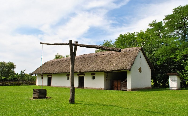 maisons traditionnelles hongrie