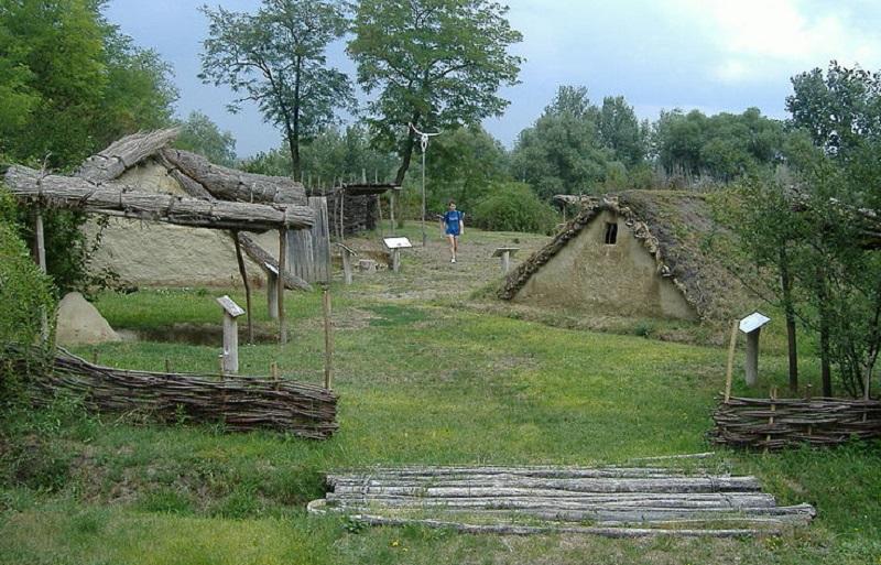 maisons Tiszaalpár
