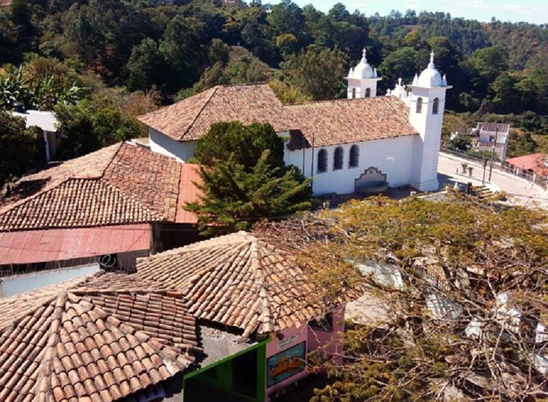 maisons coloniales honduras