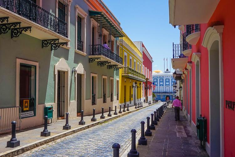 maisons coloniales porto rico