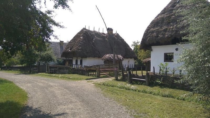 maisons typiques hongrie