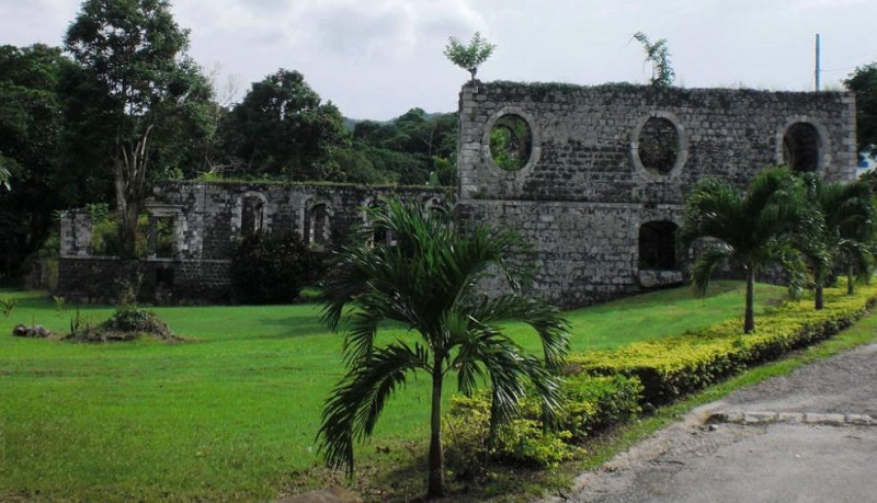 maisons plantation jamaique