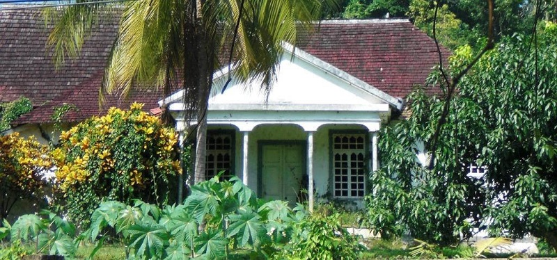 maison plantation jamaique