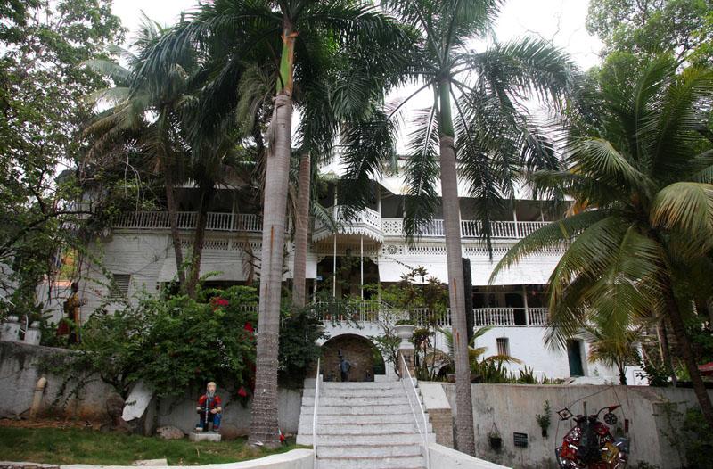 maison gengerbread haiti