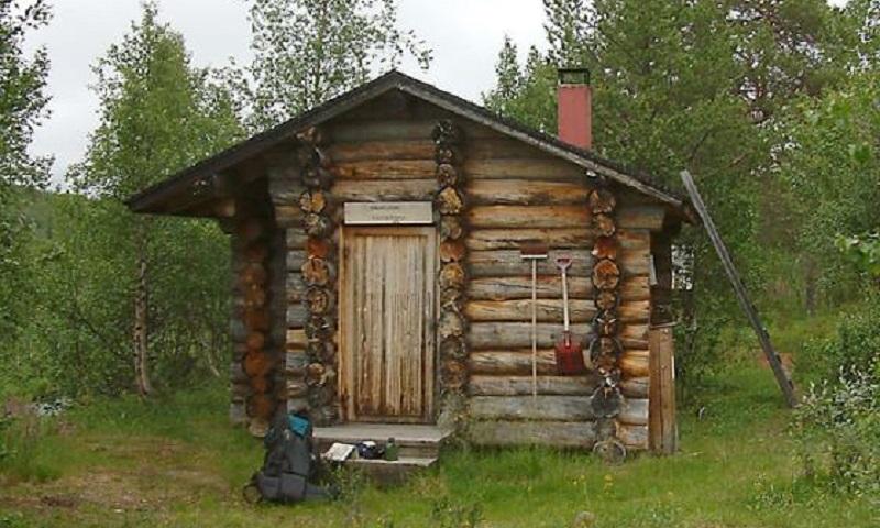 hutte wilderness