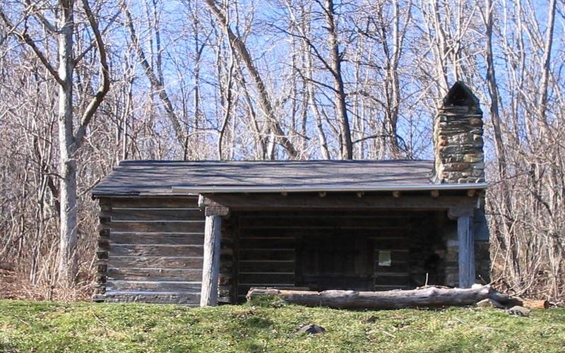 hutte wilderness usa