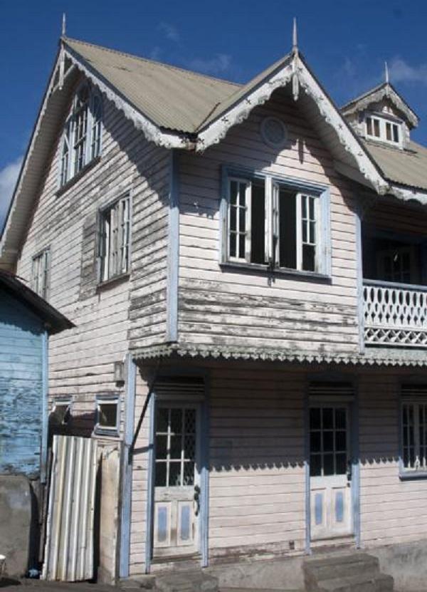 Les Maisons En Bois Typiques De Soufri 232 Re 224 Sainte Lucie