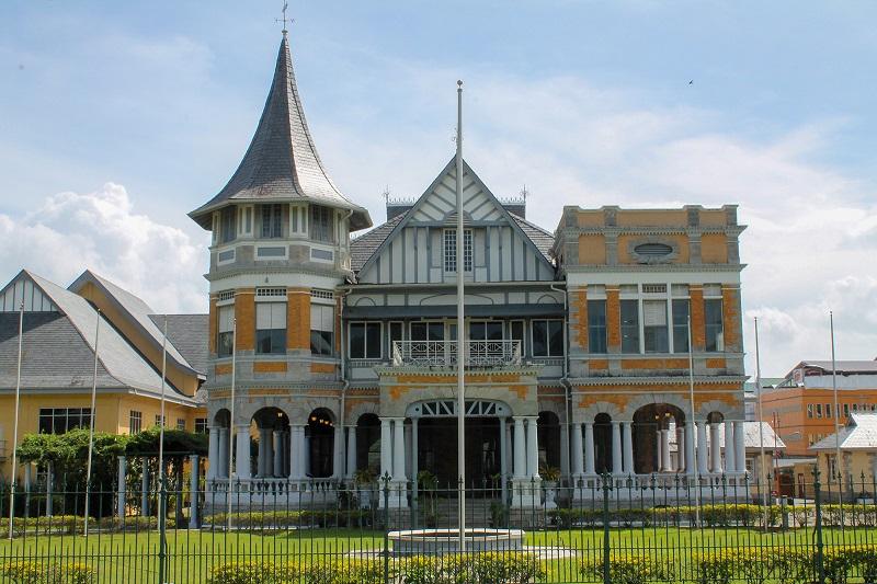 maison coloniale à Port d'Espagne