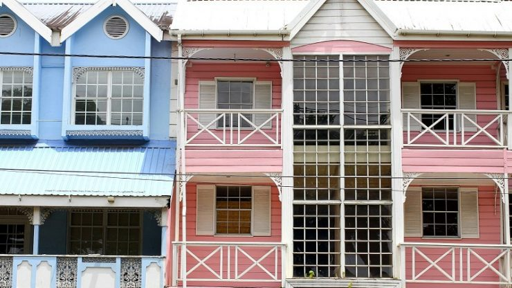 maison coloniale castries