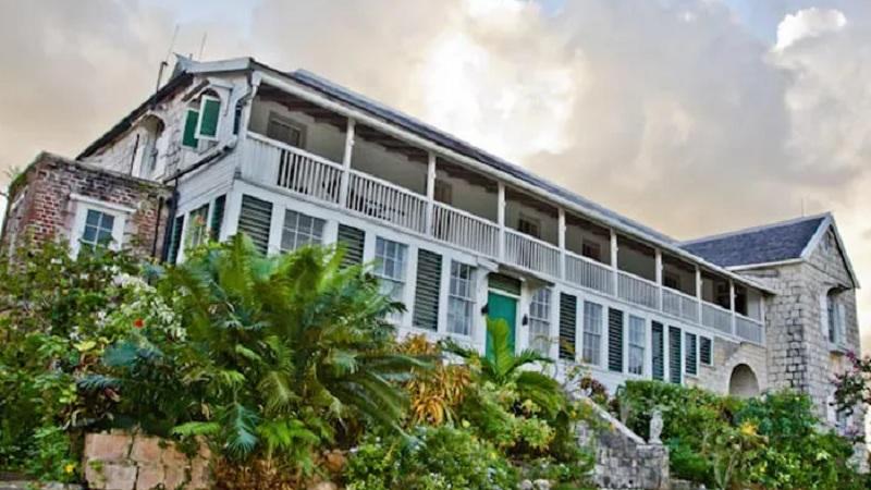 maison de plantation greenwood jamaique