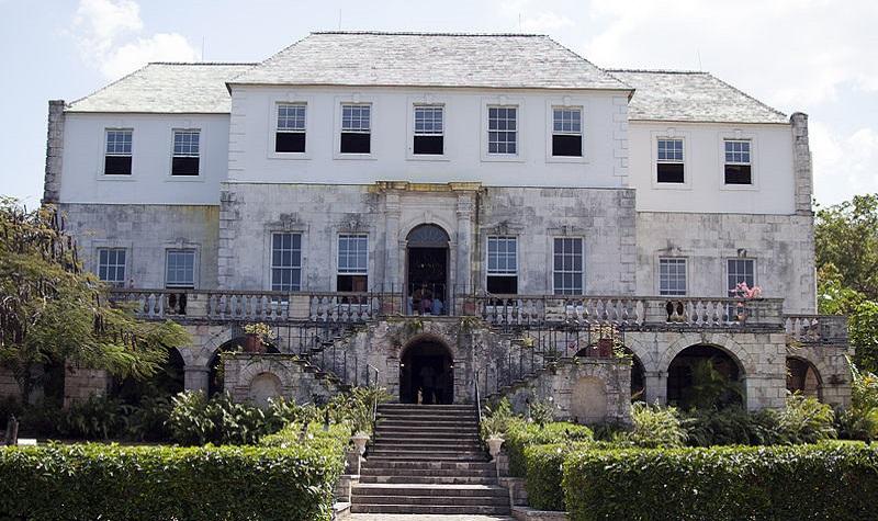 maison plantation rose hall