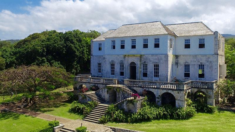 maison de plantation rose hall