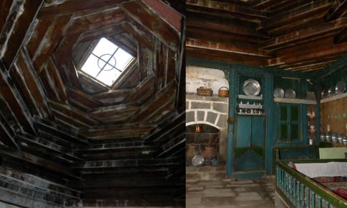 maison traditionnelle erzurum