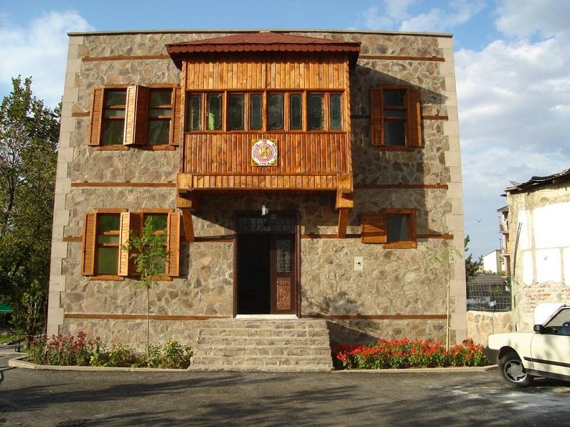 maisons traditionnelles erzurum