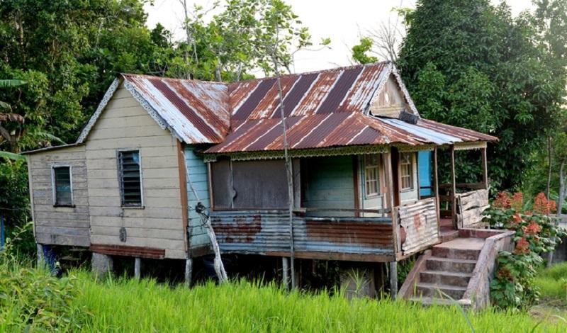 maison vernaculaire jamaique