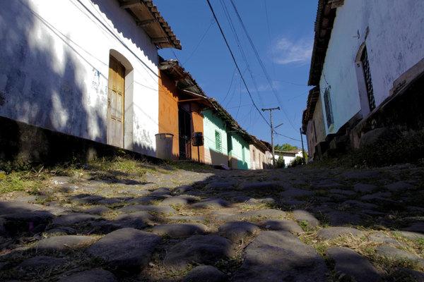 maisons coloniales suchitoto