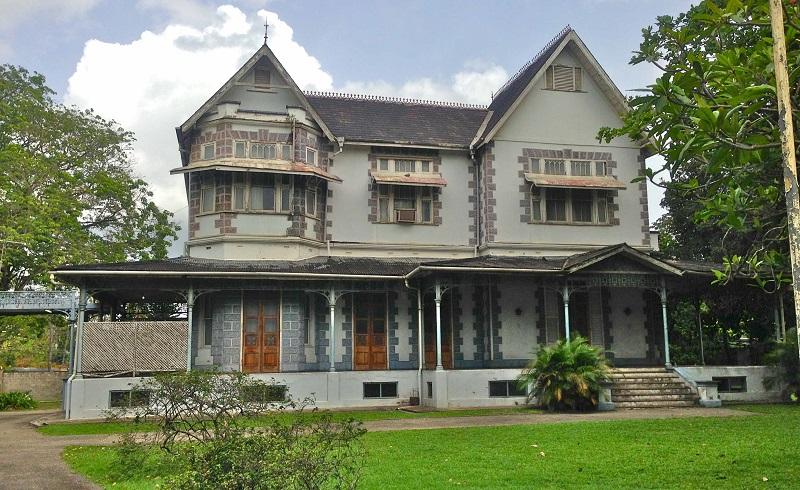 maison coloniale trinité