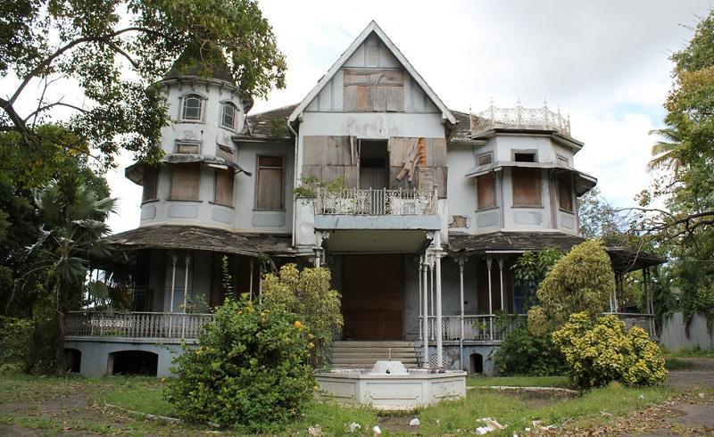 maisons coloniales trinité