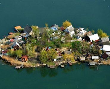 maisons lac Kavicsos