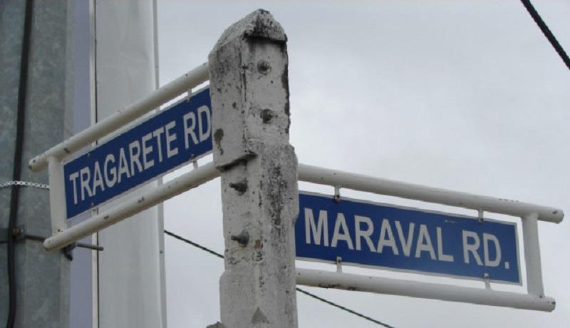 maraval road port d'espagne