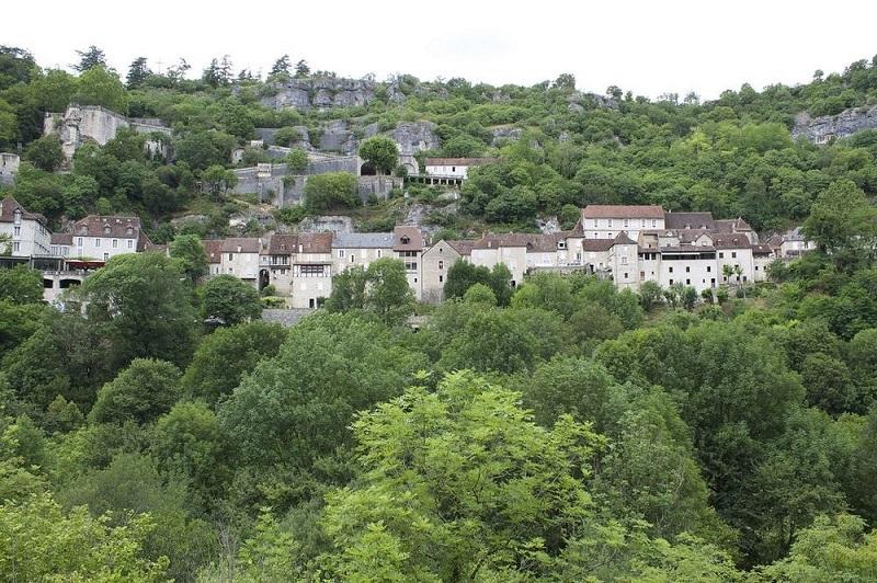 maisons rocamadour