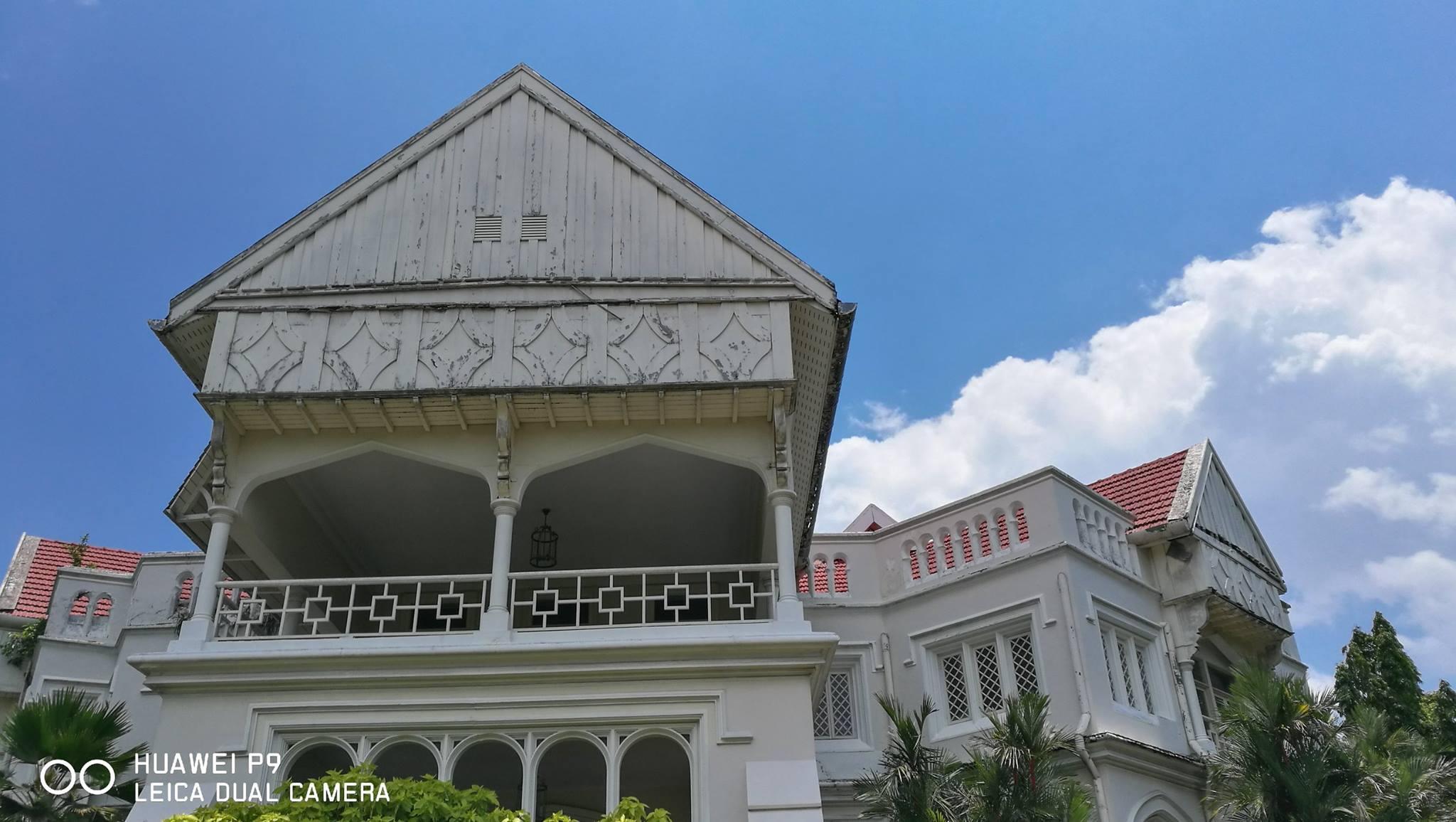 maison coloniale malaisie