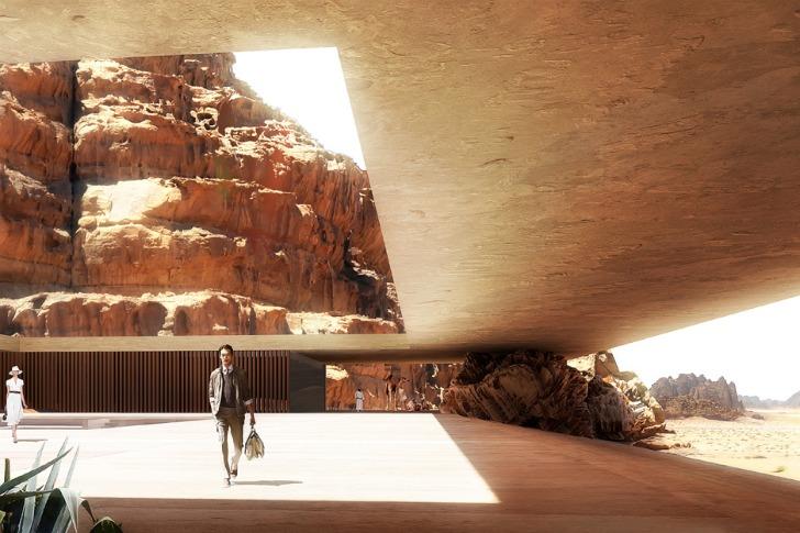 Wadi Rum Desert Resort