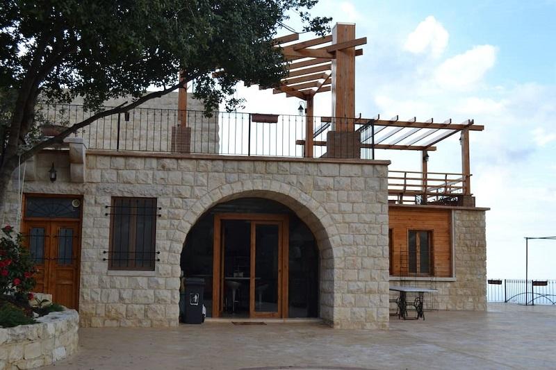 Magnifique maison libanaise en pierre for Maison prefabriquee liban