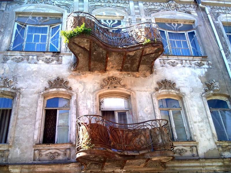 maison historique tbilissi