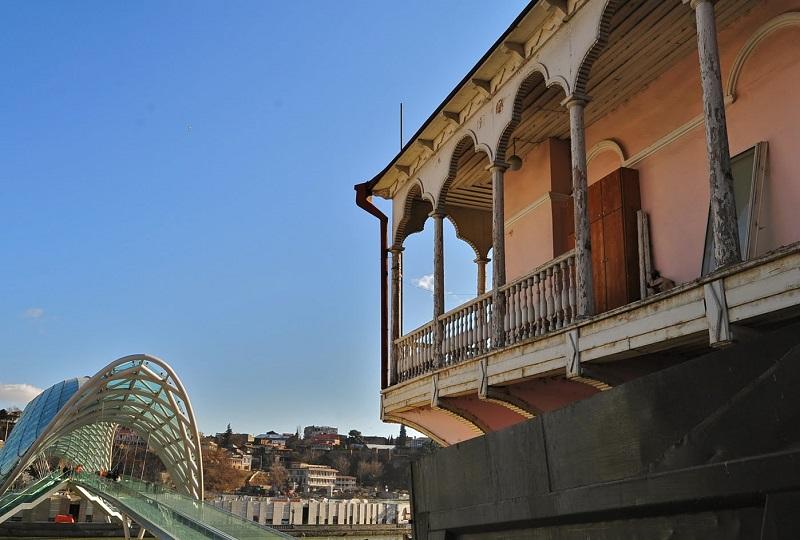 balcon de tbilissi