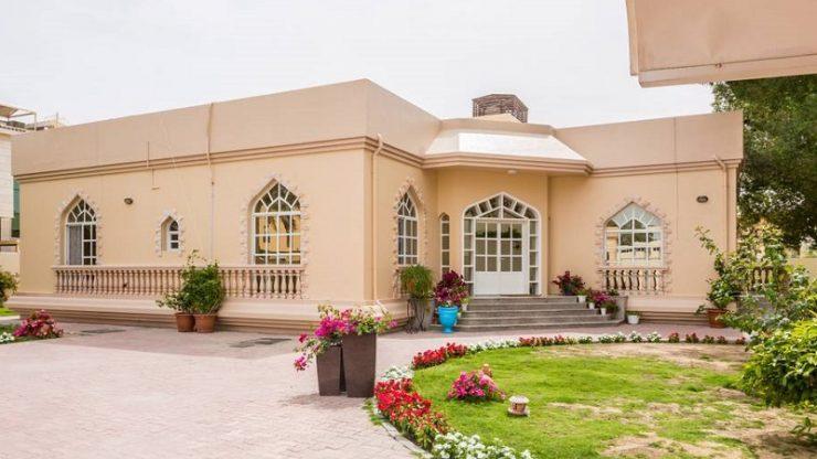 belle villa dubai