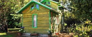 cabane colorée chili