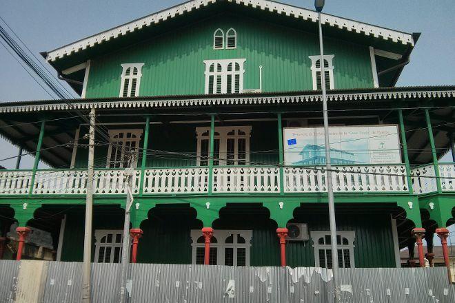 casa verde malabo