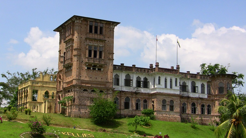 chateau hanté malaisie