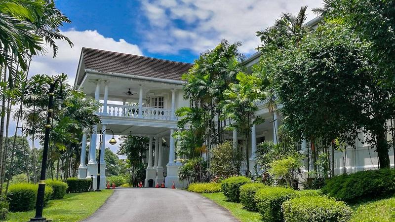 demeure coloniale malaisie