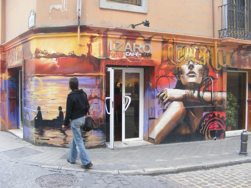 graffitis Grenade