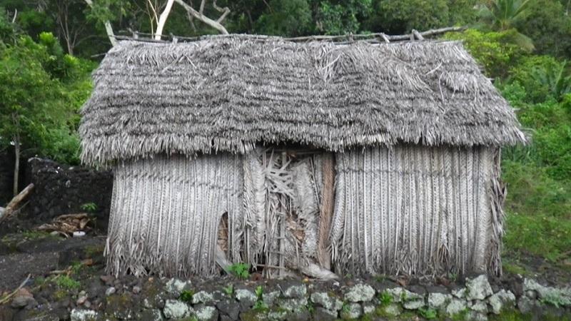 hutte traditionnelle comores